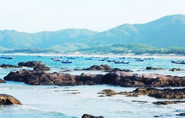 du lịch Bãi biển Lộ Diêu