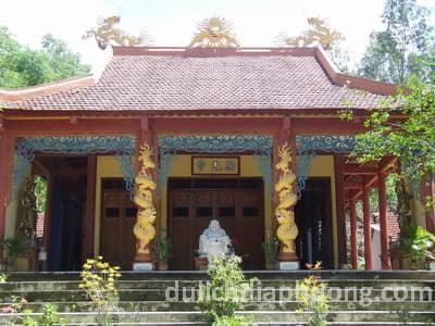 du lịch Chùa Thắng Quang