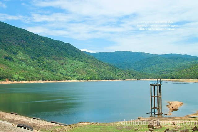 du lịch Hồ Mỹ Bình