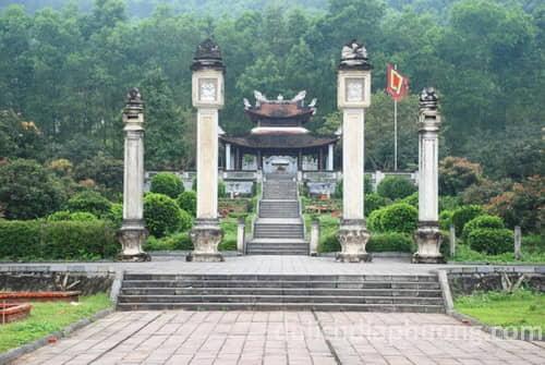 du lịch Khu di tích Hải Thượng Lãn Ông